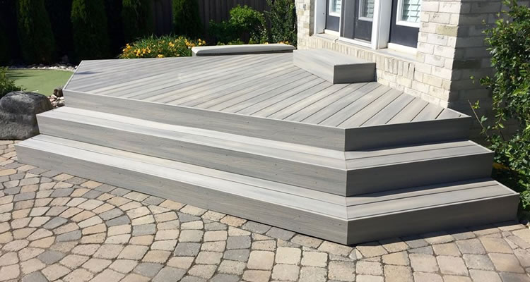 Composite Deck Construction Services in Ottawa, ON